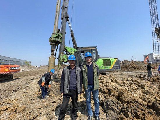 泰信机械KR90A扬州半导体晶圆项目表现卓越