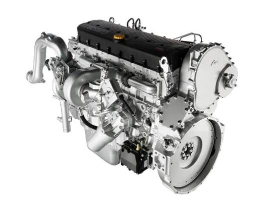 搭载FPT C11发动机,杰狮M500不惧砂石料运输考验