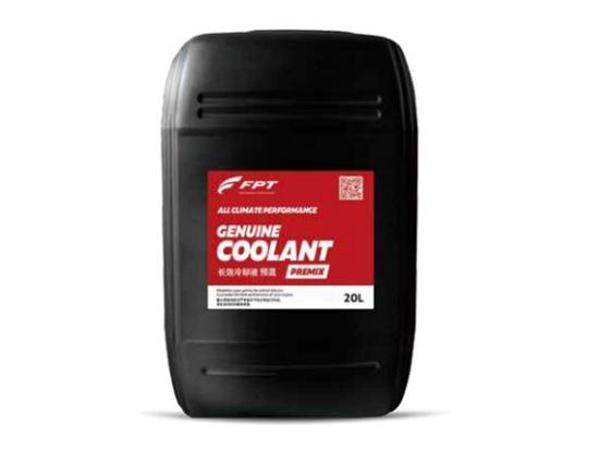 发动机的高效秘密,FPT全季节性能原厂正品冷却液