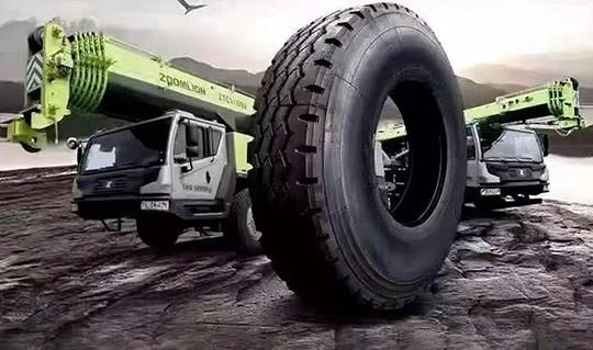 无与轮比 任性由你!2021中联重科起重机轮胎优惠月活动