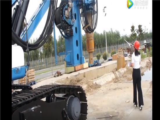 分解介绍宇通YTR300D旋挖钻机