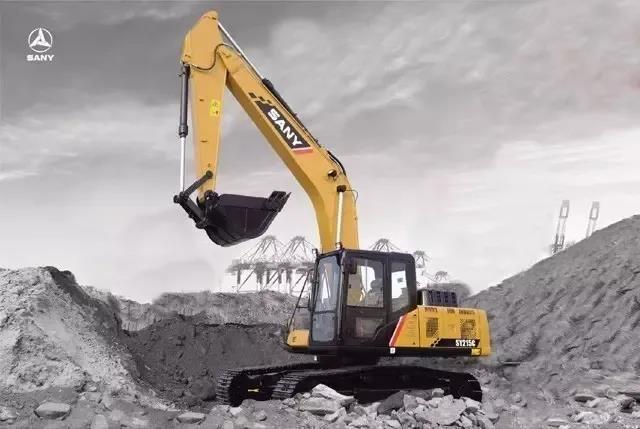 5款热门20吨级挖机,你想怎么选?