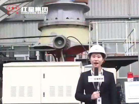 单缸圆锥破碎机介绍