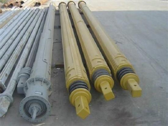 如何正确组装旋挖钻杆