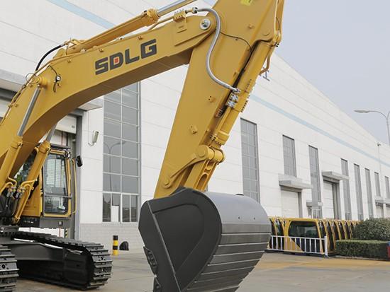 【龙行天下】露天矿上的效率至尊!详解山东临工E6500F PLUS挖掘机