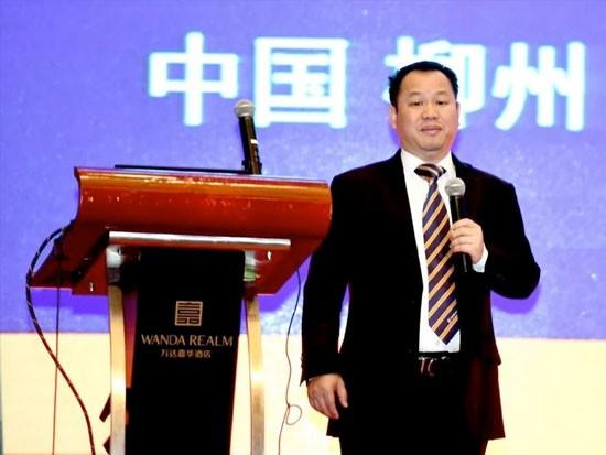 合作创造价值——中叉网专访柳州柳工叉车总经理肖远翔先生