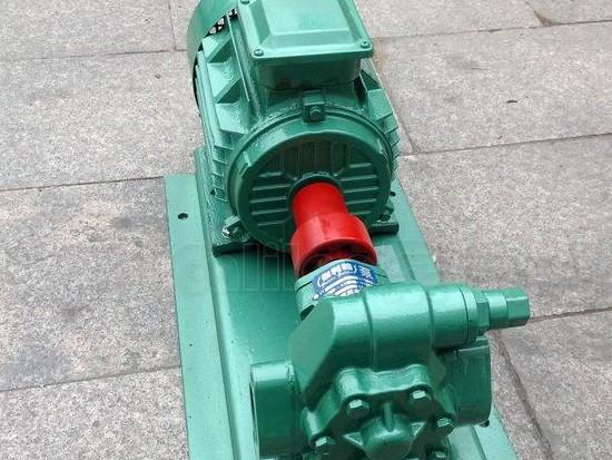 齿轮泵使用过程中电机发热的原因