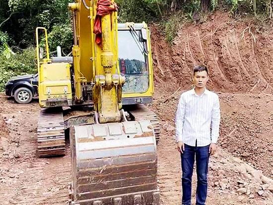 从老板又做回学徒,他是如何成为9台临工挖掘机的主人?