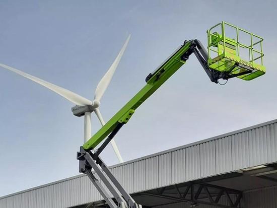 中联重科高空作业机械加速突破海外市场
