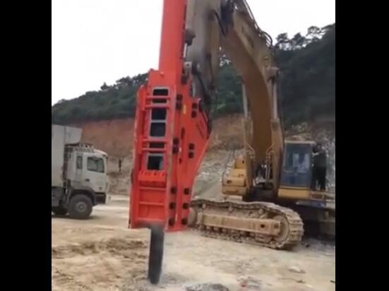 多大的挖机配多大的破碎锤 你知道吗?