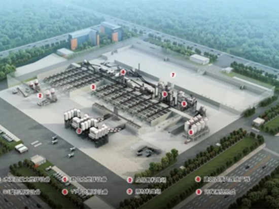 2021中国环博会,南方路机展示建筑垃圾价值重塑的创新实践