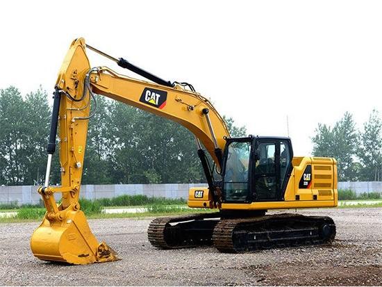 挖掘机的用途和功能介绍