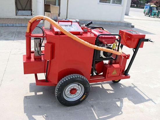 道路维护保养种,沥青灌缝机扮演怎么样的角色呢