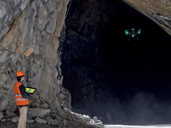无人驾驶+无人机:科技彻底改变采矿业