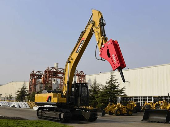 质量提升永无止境 专家揭秘雷沃FR510E-HD挖掘机如何打造而成