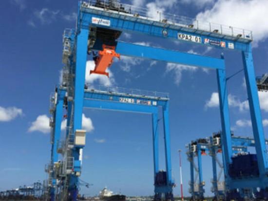 日本三井获得69台RTG新建订单9台RTG改造合同