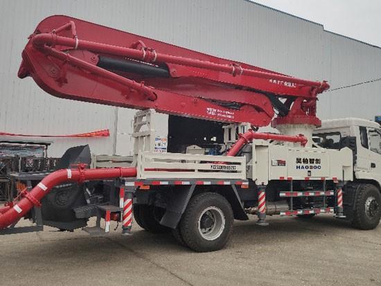 混凝土泵车维护与检修,五大常识你知道几个?