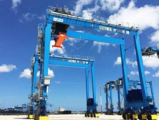 日本三井获得69台RTG新建订单和9台RTG改装合同