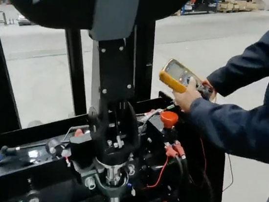 合派叉车售后教学系列视频