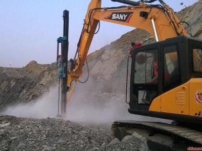 破碎锤安装竟然对挖掘机有这么大的影响,快来看看!
