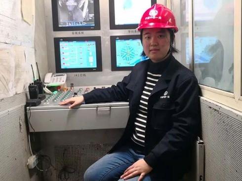 """杨煜菲:""""90后""""姑娘勇做盾构机掌舵人!"""
