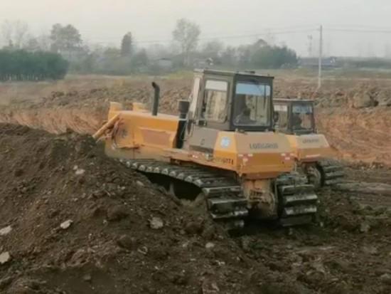 实用干货  推土机施工操作技巧