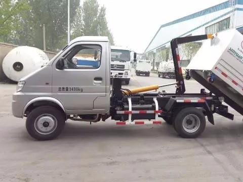 9种垃圾车常见故障修理方法,保证垃圾车更省心