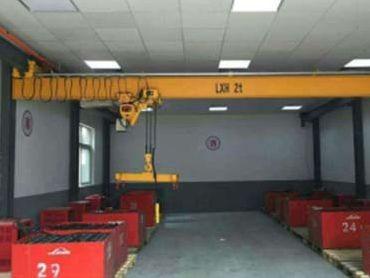 门式起重机的焊接标准是什么?