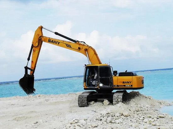夏天来了,挖掘机避暑小妙招快码住!