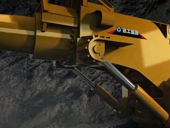 徐工XTR260型懸臂式隧道掘進機