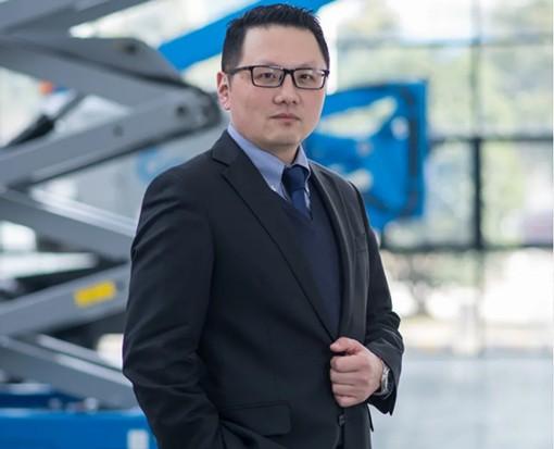 特雷克斯高空作業平臺事業部大中華區商業管理副總裁兼總經理 朱希明