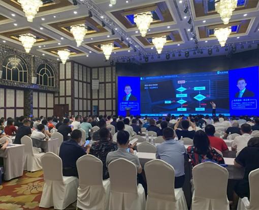 全國高空作業平臺租賃大會在杭舉行—管租易CEO張治發言引熱議