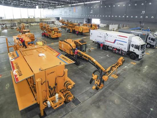 湖南工程机械产业发展观察之①将创新开放进行到底