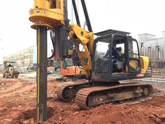 旋挖钻机桩成孔孔壁坍塌的原因分析