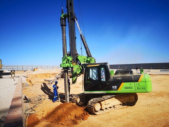旋挖钻机钻孔速度慢或不进尺问题处理