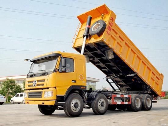 自卸車舉升缸安全使用與檢修