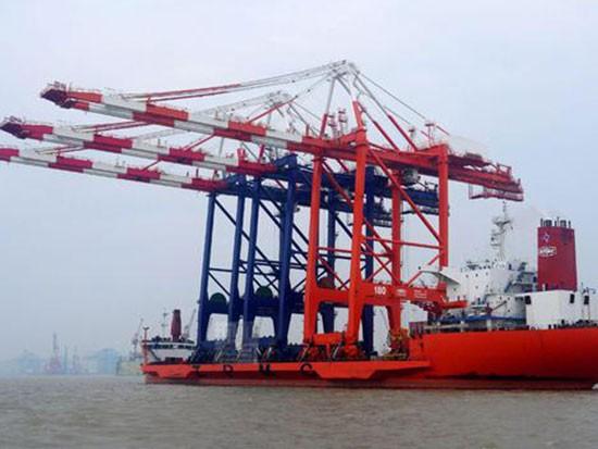 5G助力上海智慧港口建设