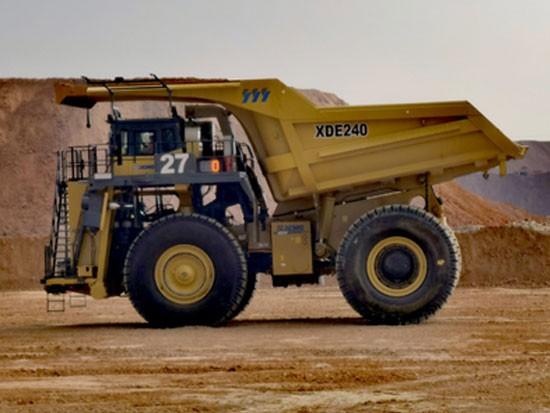 神延煤炭无人驾驶矿用卡车首次试验圆满成功