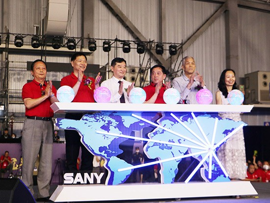 中国力量 世界冠军!三一重工挖掘机首夺全球销冠