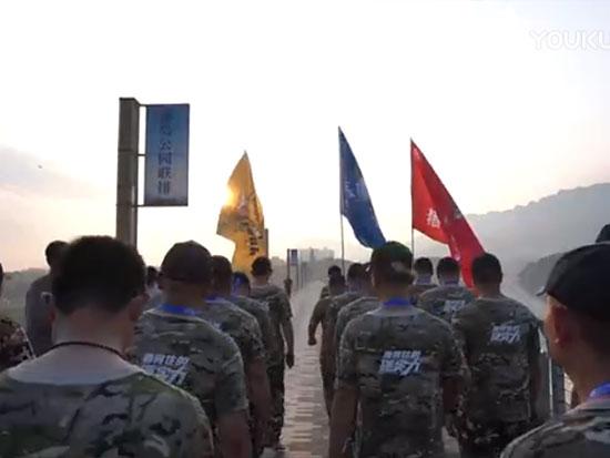 山工機械特種兵訓練營第三季南方賽區完美收官!