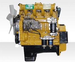 大功率四缸和六缸柴油机