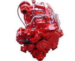 东风康明斯电控式发动机 ISLe系列
