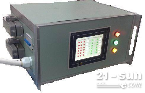 多路温度控制器_电气系统