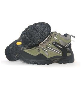 三一男式户外高帮登山鞋 徒步鞋