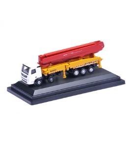 三一迷你混凝土泵车模型