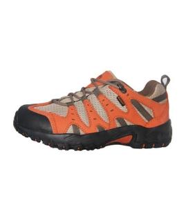 三一女式低帮户外休闲运动登山鞋