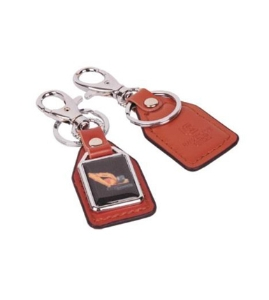 柳工挖掘机皮质钥匙扣