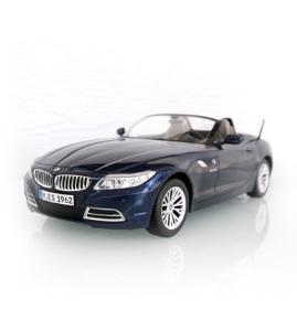 宝马BMW Z4(E89)蓝色跑车遥控车模