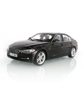 宝马BMW 3系轿车(F30)黑色仿真车模