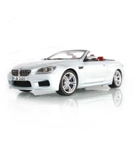 宝马BMW M6敞篷轿跑车仿真车模(F12 M)银石Ⅱ